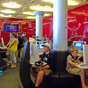 Интернет-кафе Коркино