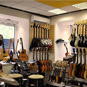 Музыкальные магазины Коркино