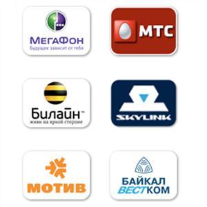 Операторы сотовой связи Коркино