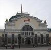 Железнодорожные вокзалы в Коркино