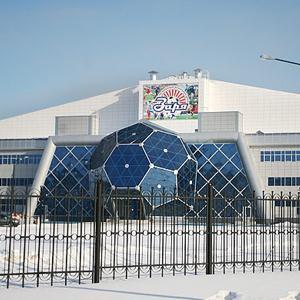 Спортивные комплексы Коркино