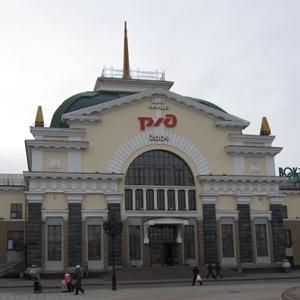 Железнодорожные вокзалы Коркино